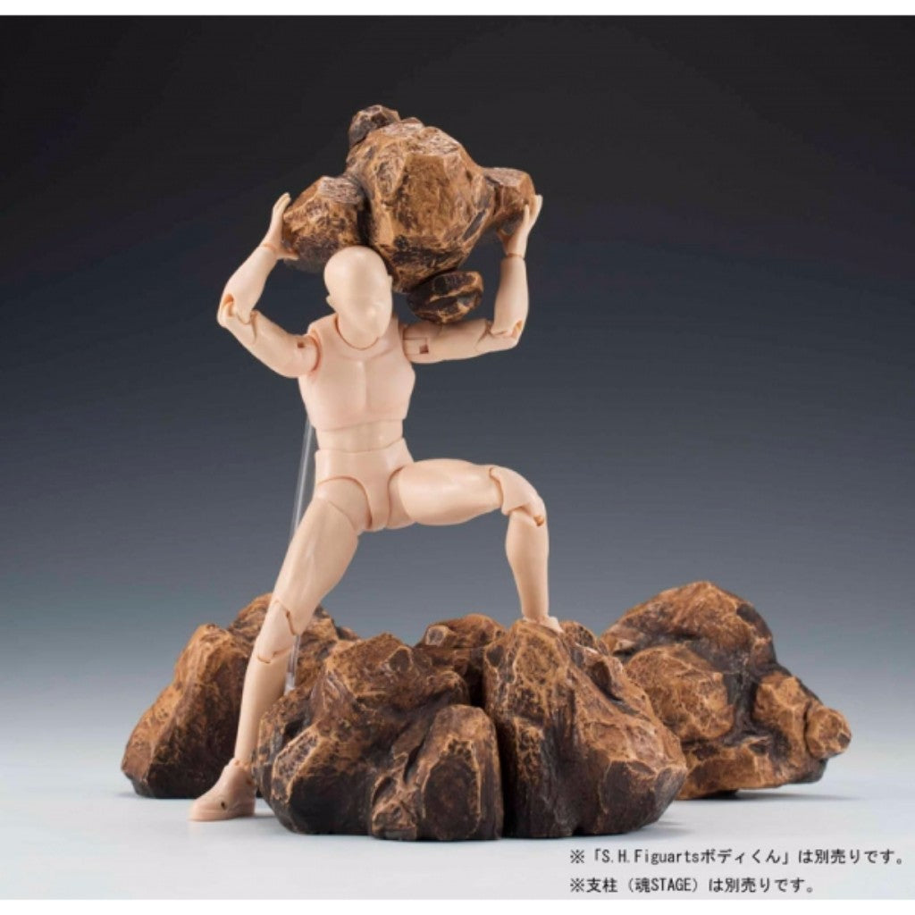 Tamashii Effect Rock Beige Version