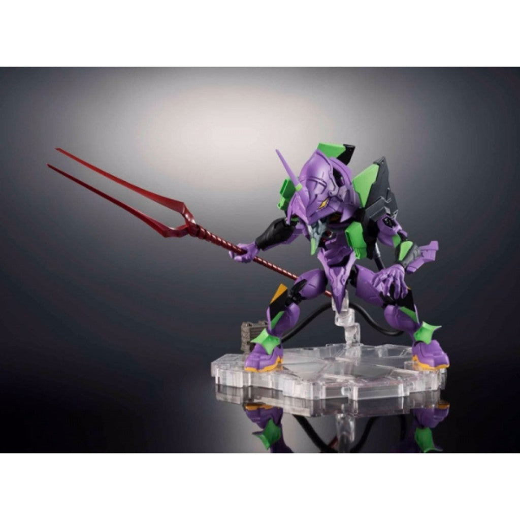 NXEdge Style EVA Unit - EVA-01 Test Type TV Version From Neon Genesis Evangelion
