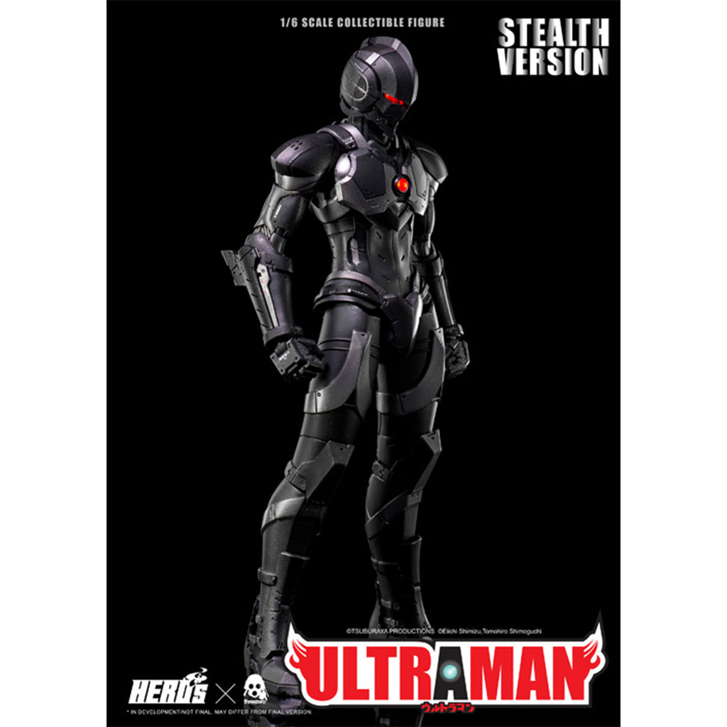 1/6th Scale Collectible Figure - Ultraman Suit (Stealth Version)