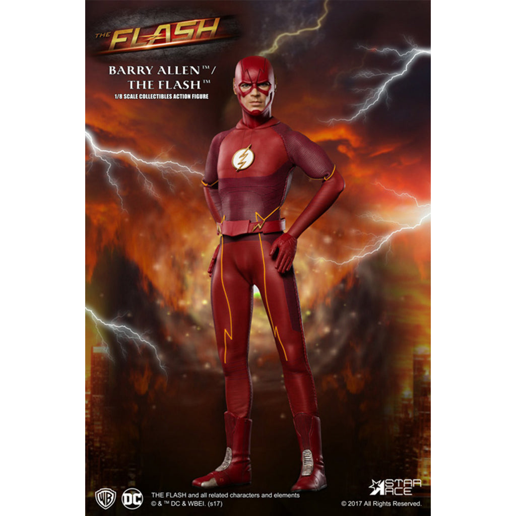 SA8003 - The Flash - Barry Allen/The Flash