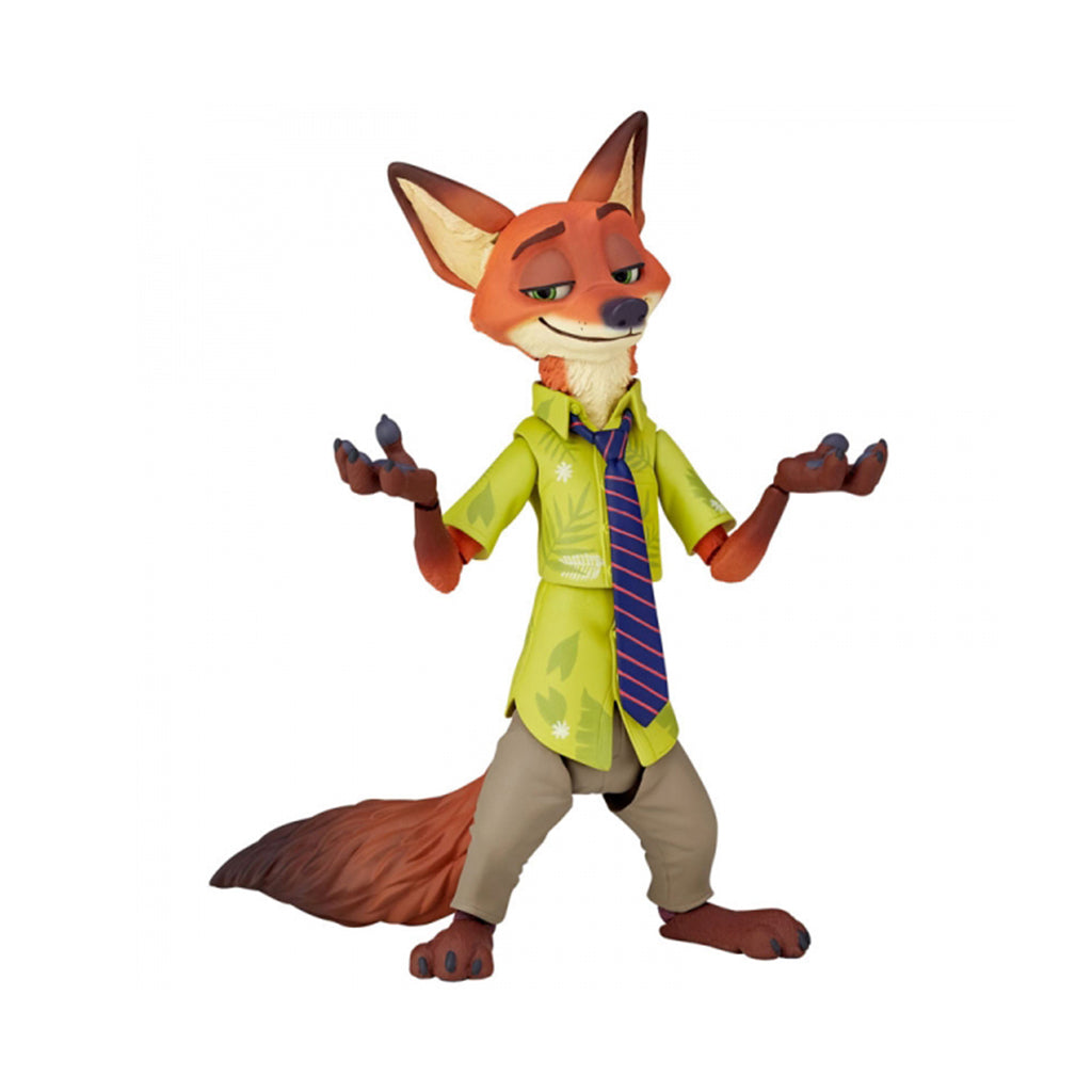 Figure Complex Movie Revoltech No 010 - Zootopia - Nick Wilde