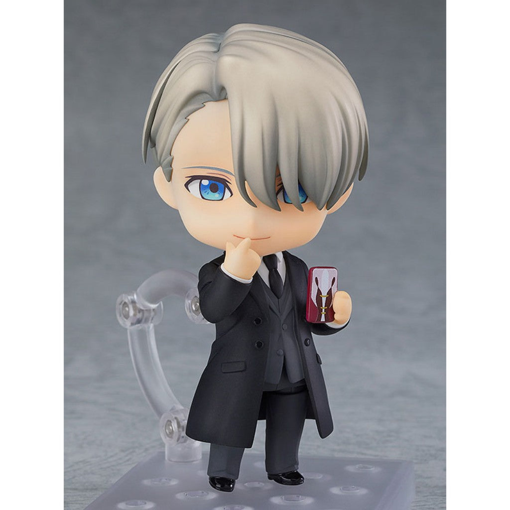 Nendoroid 865 Yuri On Ice - Victor Nikiforov Coach Version