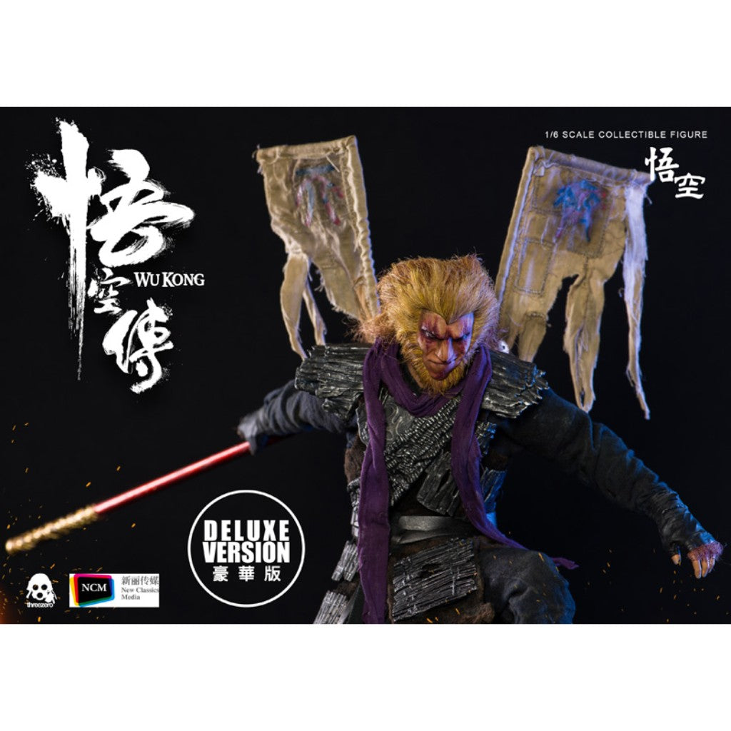 1/6 Wu Kong (Deluxe Version) Limited Edition