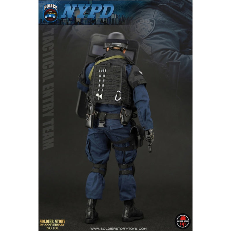 "SS100 - NYPD Emergency Service Unit ""Tactical Entry Team"""