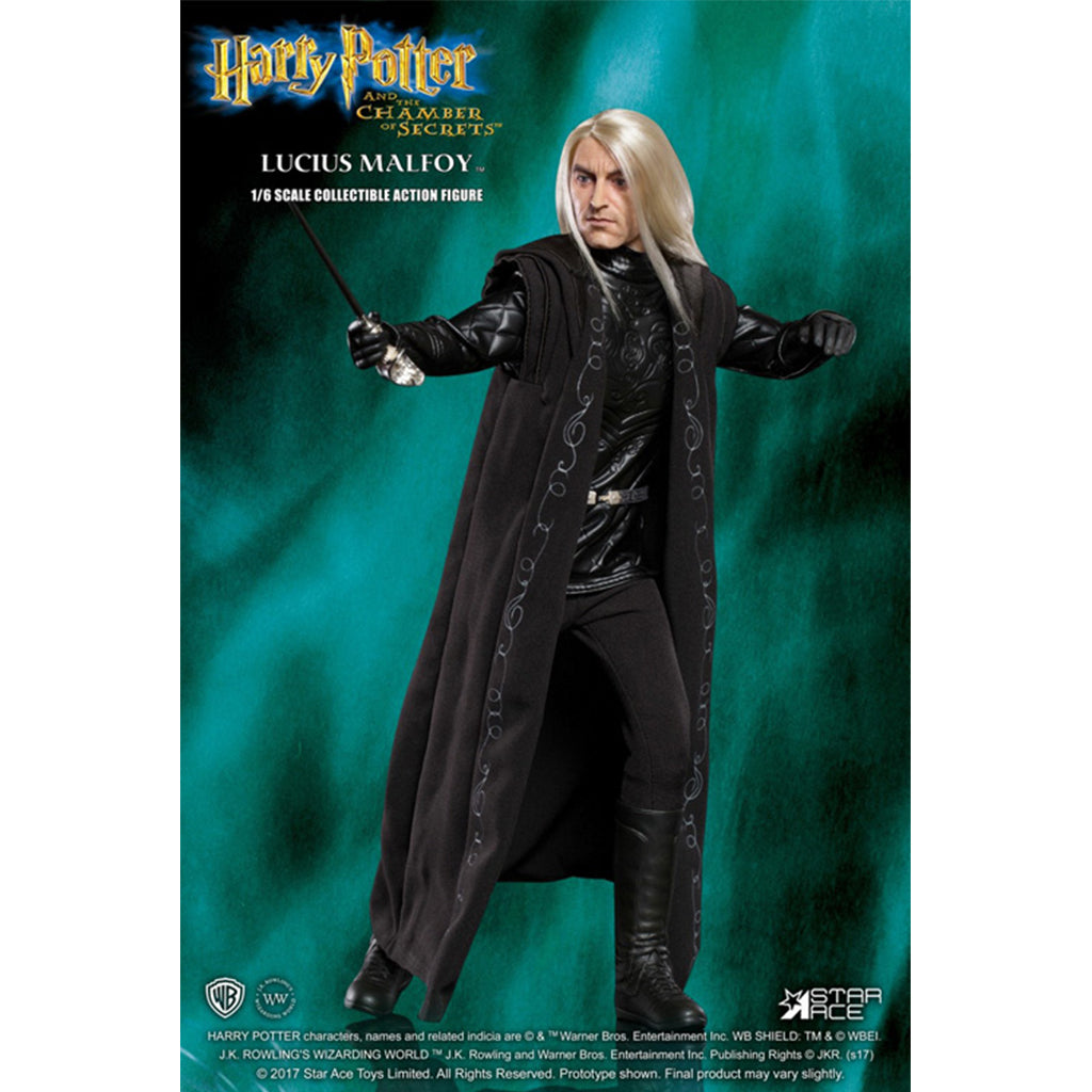SA0021 - Harry Potter and the Chamber of Secrets - Lucius Malfoy