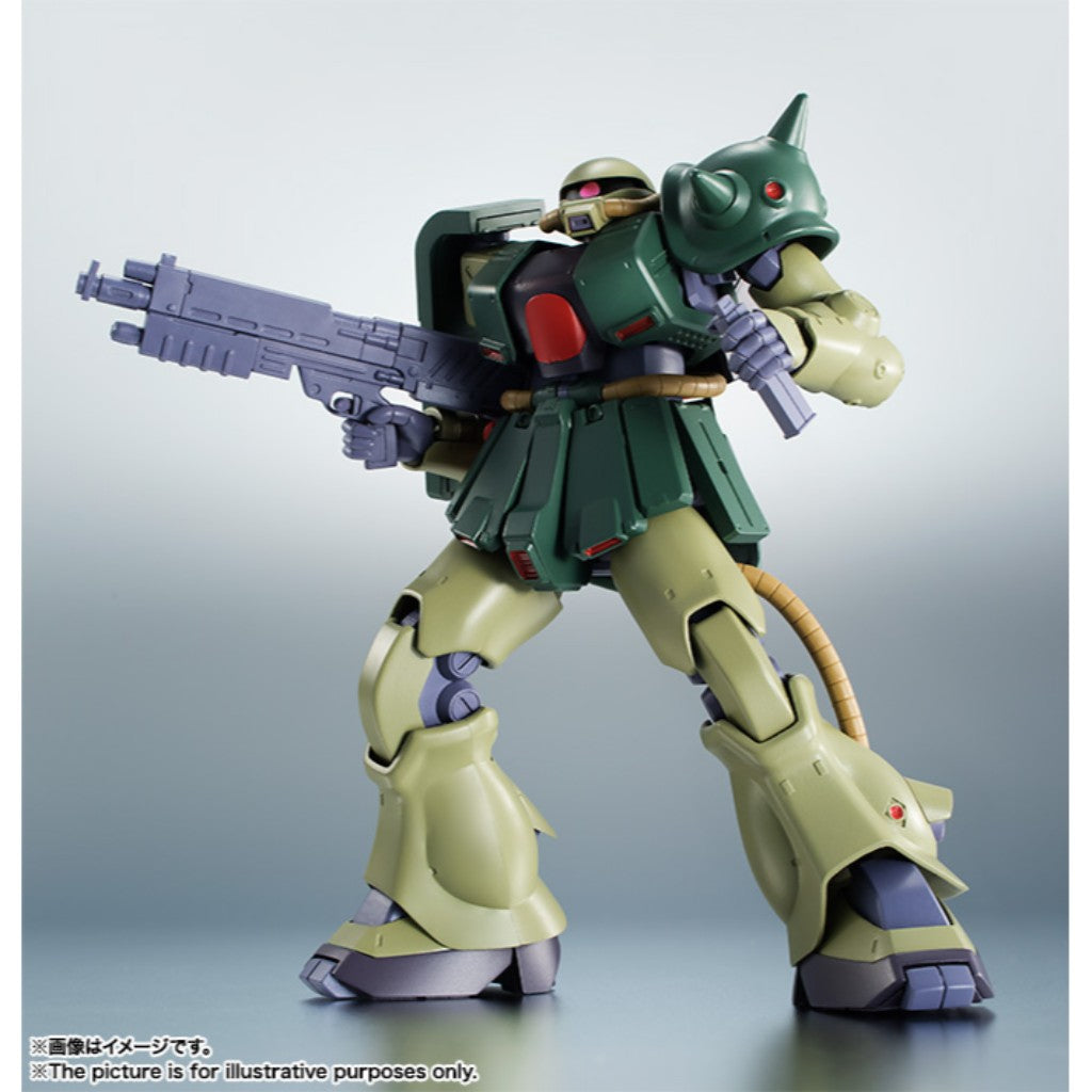 Robot Spirits - <SIDE MS> MS-06FZ Zaku II version ver. ANIME