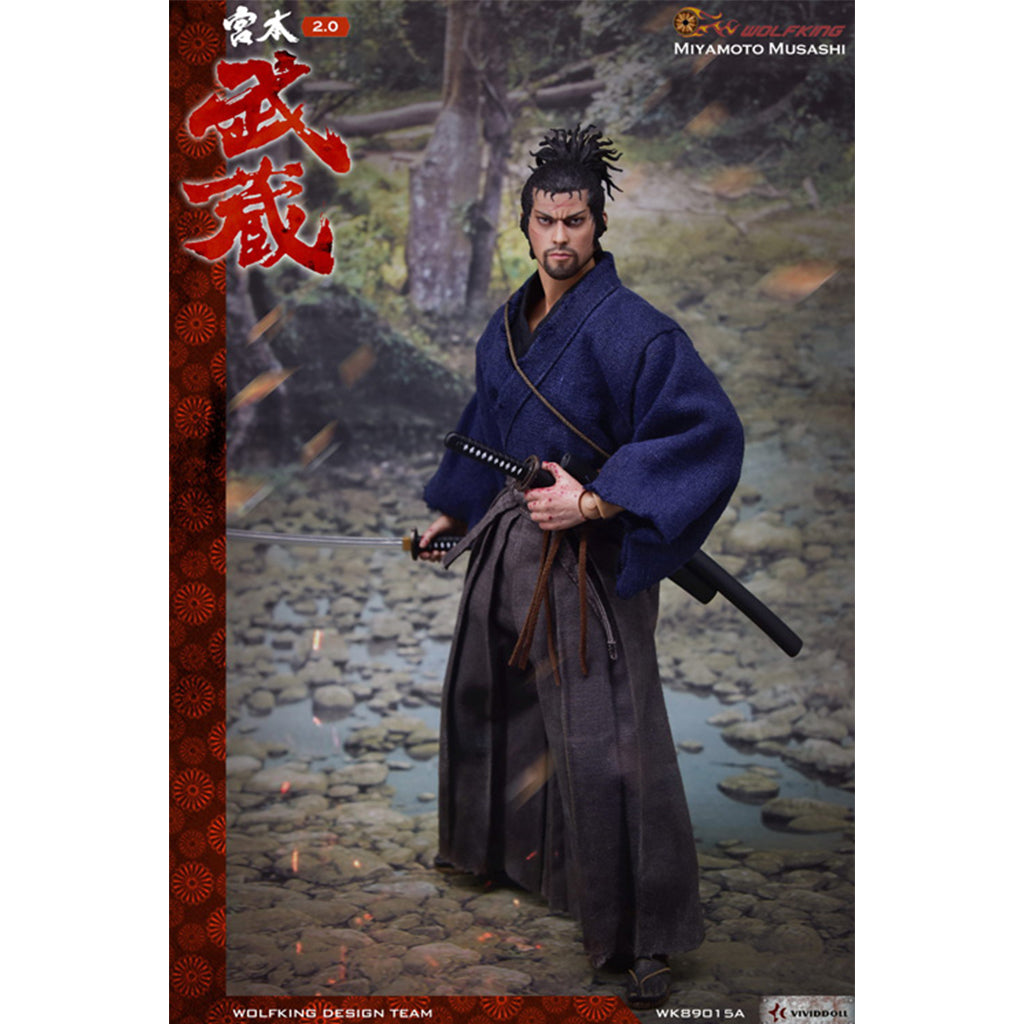 WK89015A - Miyamoto Musaishi 2.0 (Regular Version)