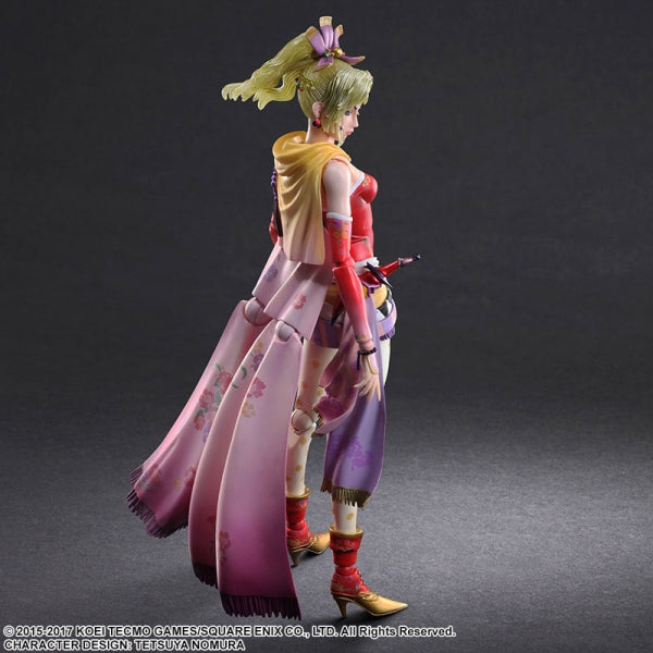 Play Arts Kai - DISSIDIA FINAL FANTASY: Tina Branford
