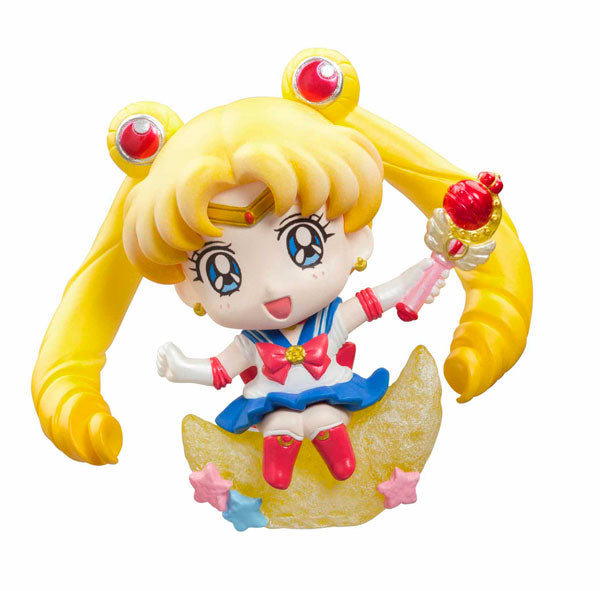 Petit Chara Land Sailor Moon - Candy De Make-up Box (6 Pcs) (Reissue)