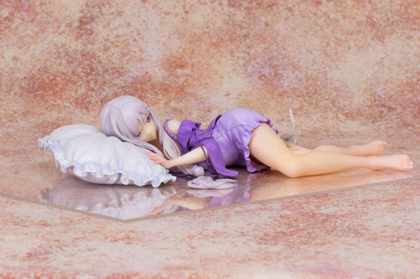 PULCHRA Re:Zero - Emilia Figure