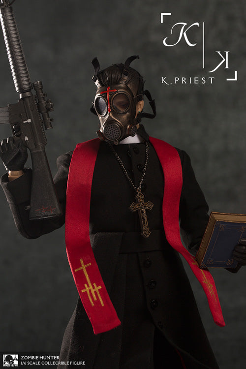 1/6 Zombie Hunter - K.Priest