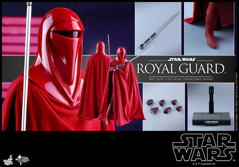 MMS469 - Star Wars: Episode VI Return of the Jedi - Royal Guard