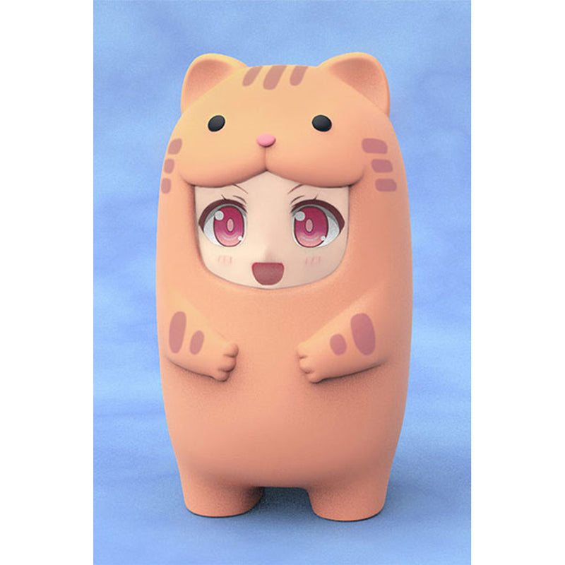 Nendoroid More: Face Parts Case - Tabby Cat (Reissue)