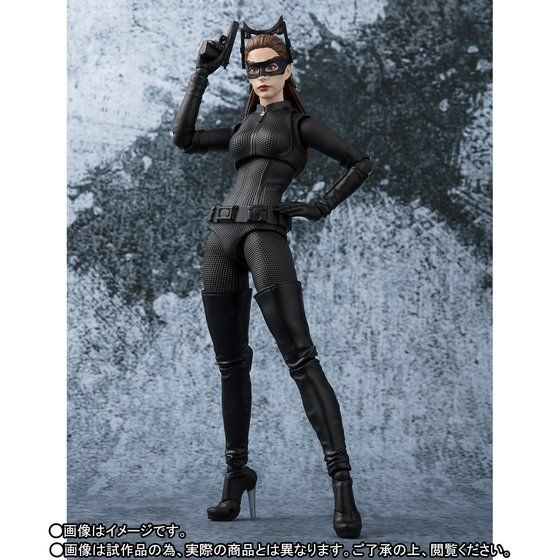 S.H.Figuarts (The Dark Knight Rises) - Catwoman (The Dark Knight Rises)