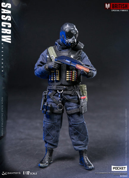 PES002 - British Special Forces - SAS CRW Breacher