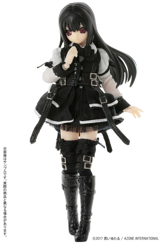 Lilia Black Raven II -The Darkness Full Of City- Black Shadow Edition Doll