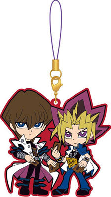Movic Yu-Gi-Oh! Duel Monsters - Pair Rubber Strap Collection vol.2