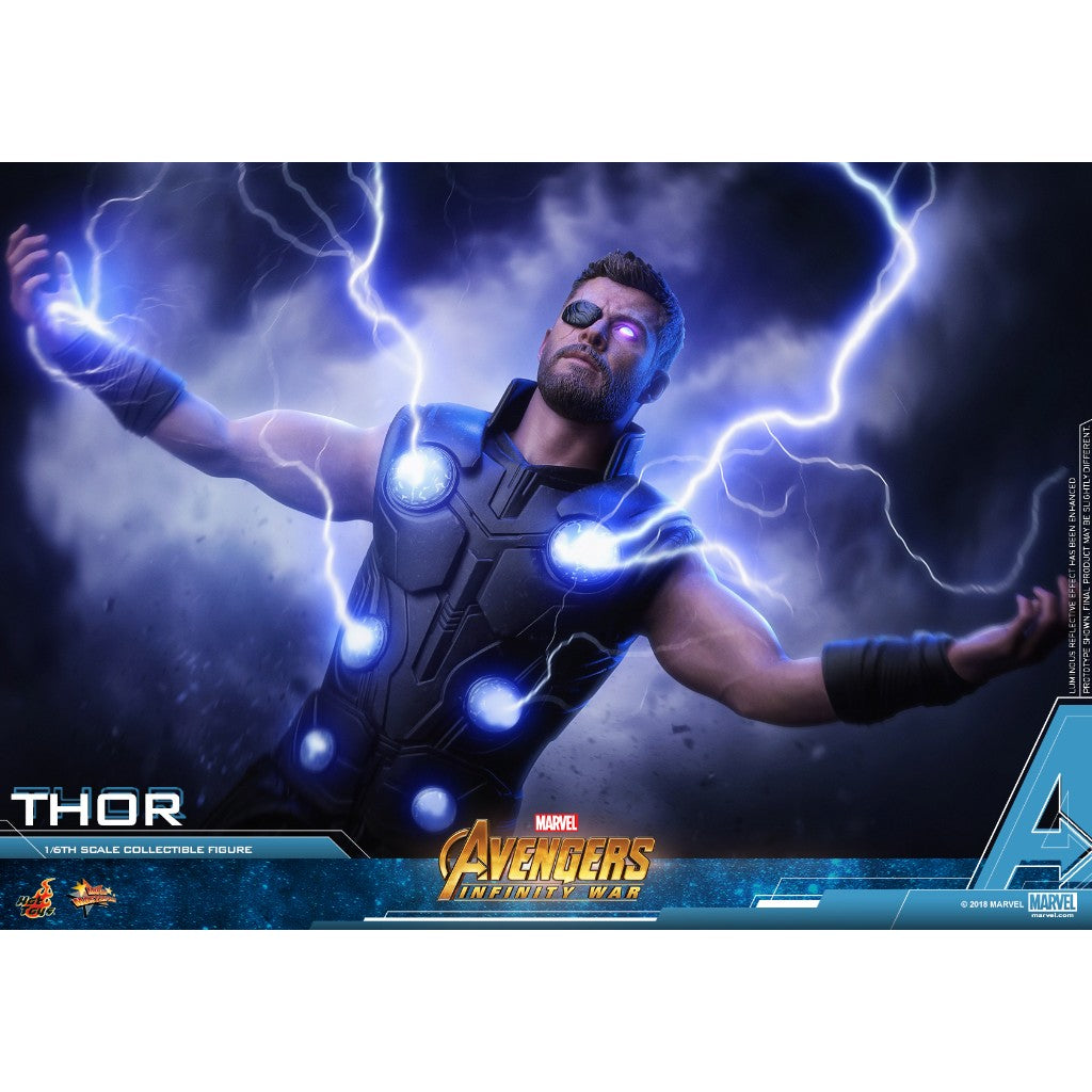 Hot Toys - MMS474 - Avengers: Infinity War - 1/6th scale Thor Collectible Figure