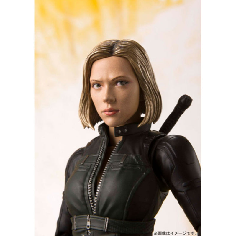 S.H. Figuarts Avengers: Infinity War - Black Widow