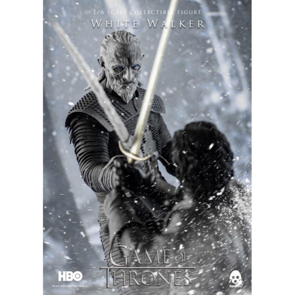 1/6 Game of Thrones - White Walker (Standard Version)