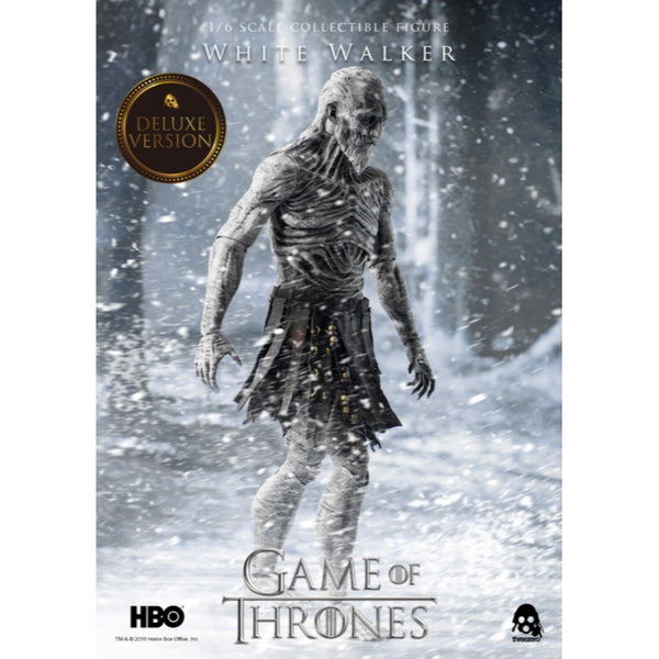 1/6 Game of Thrones - White Walker (Deluxe Version)