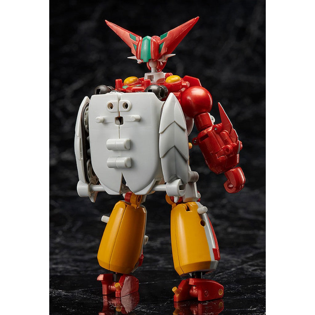 Dynamic Change New Getter Robot
