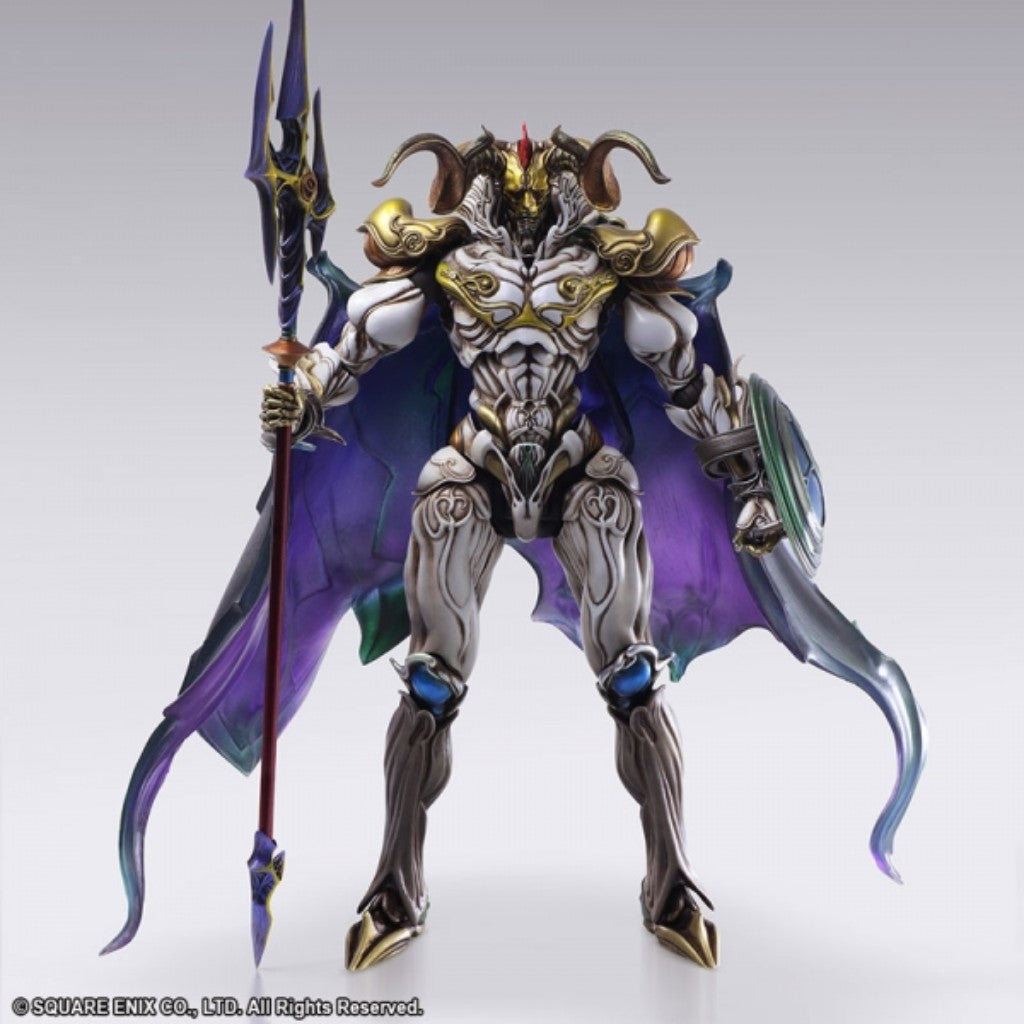 Final Fantasy Creatures Bring Arts - Odin Action Figure