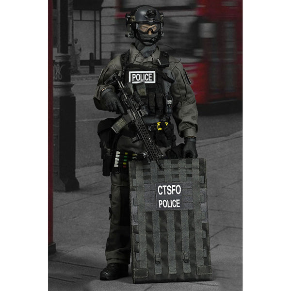 26017S - British Specialist Firearms Command SCO19 Shieldman
