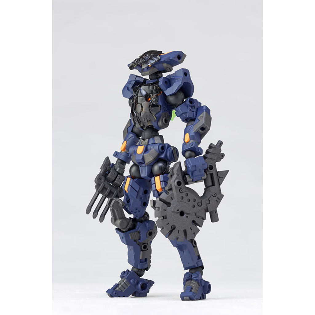 Assemble Borg NEXUS 028 - Serevroid Command Blue