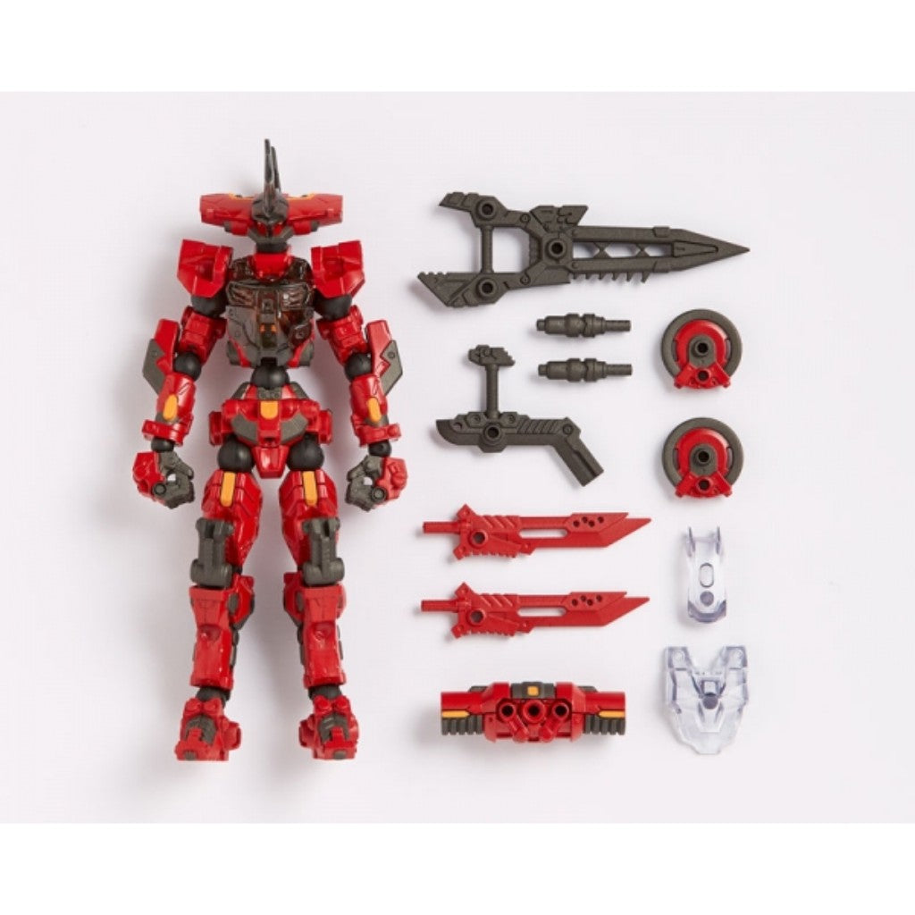 Assemble Borg NEXUS 026 - Serevroid Assault Red