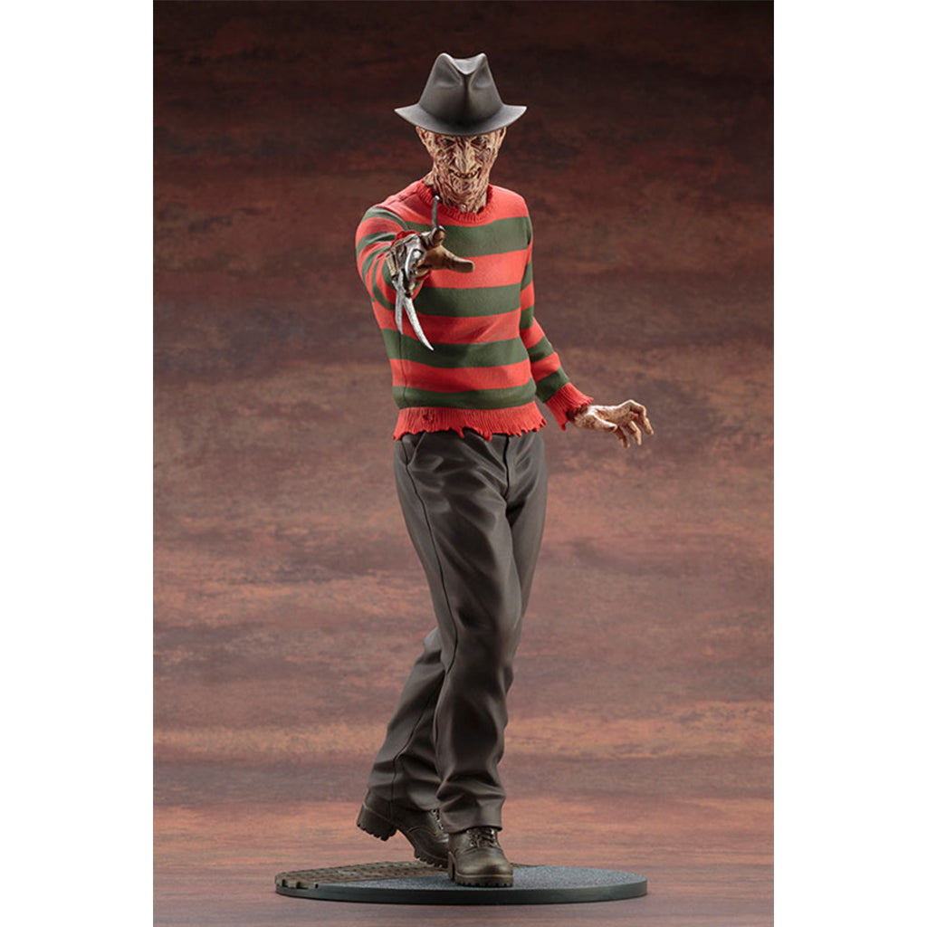 Kotobukiya 1/6 ARTFX Freddy Krueger The Dream Master Version A Nightmare On Elm Street 4