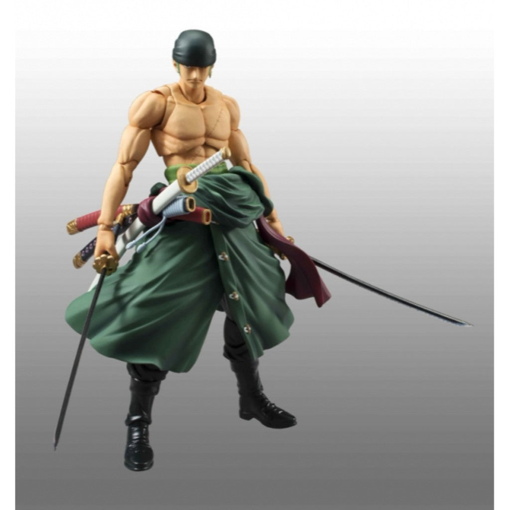 Megahouse Zoro One Piece Variable Action Heroes (Reissue)