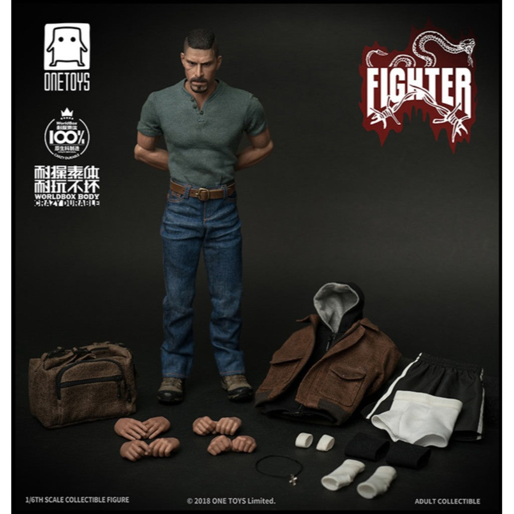 World Box X One Toys 1/6 King Fighter (Deluxe Set)