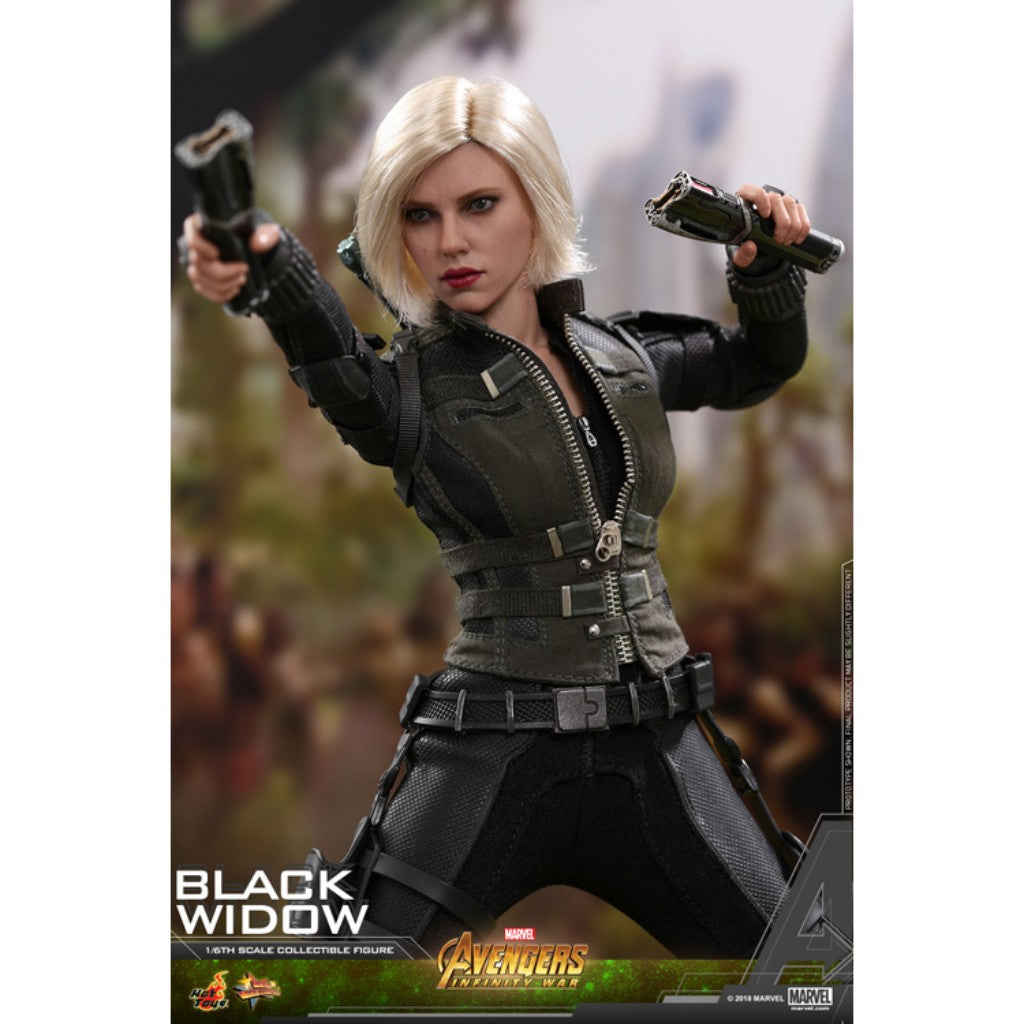 Hot Toys 1/6 MMS460 Black Widow Avengers: Infinity War