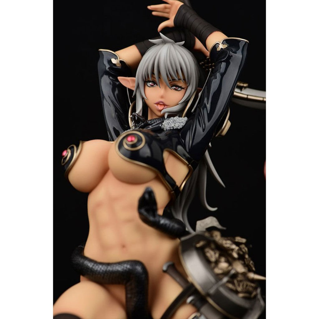 Orca Toys 1/6 Veteran Mercenary Echidna High Quality Edition Version Darkness Queens Blade
