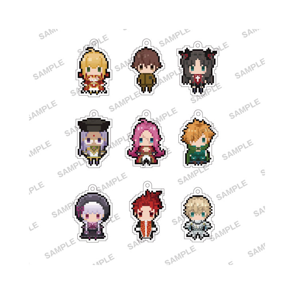 Kadokawa Fate/EXTRA Last Encore PuchiBitto Strap Collection