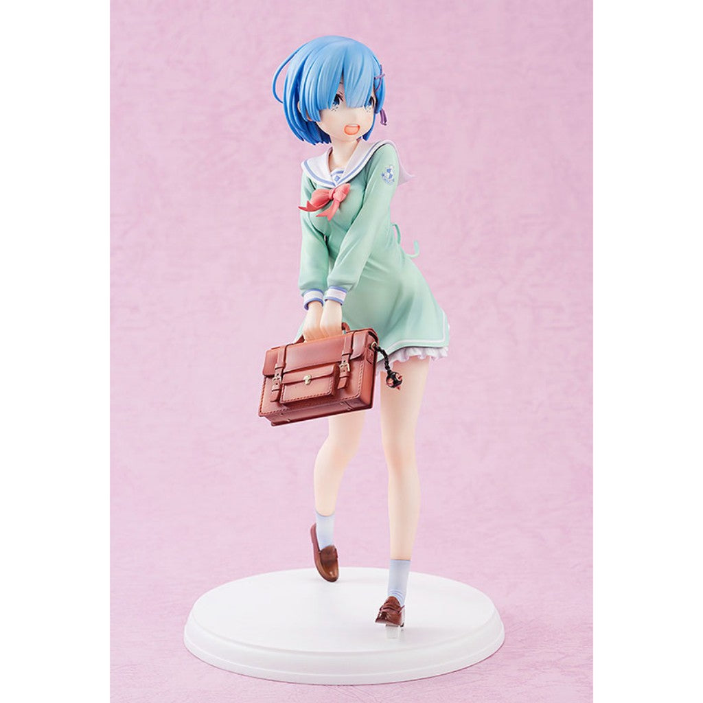 Kadokawa 1/7 Rem: High School Uniform Ver. Re:Zero