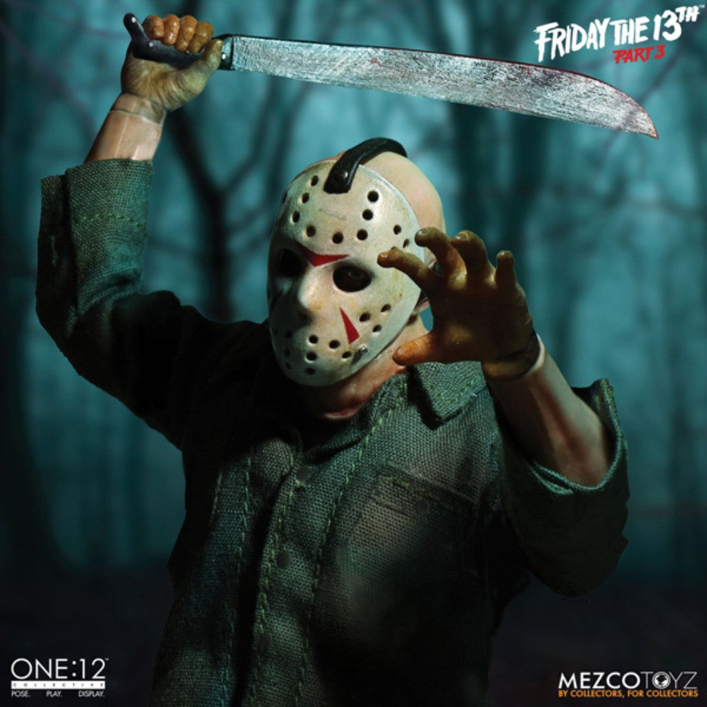 One:12 Collective - Jason Voorhees from Friday The 13th Part 3
