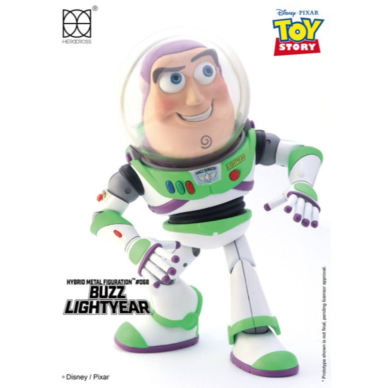 Hybrid Metal Figuration HMF068 - Buzz Lightyear
