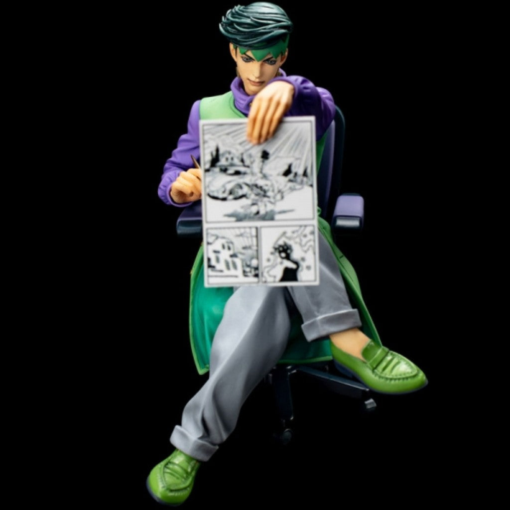 JoJo Bizarre Adventure Diamond Is Unbreakable - Rohan Kishibe Memo Holder Figure