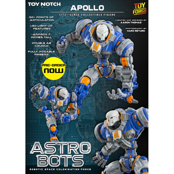 Astrobots A01 - Apollo