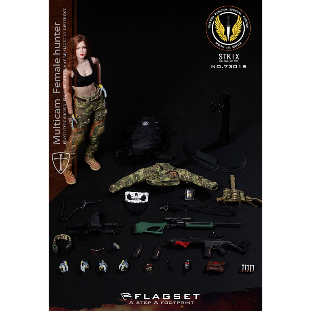 FS-73015 - Multicam Female Hunter