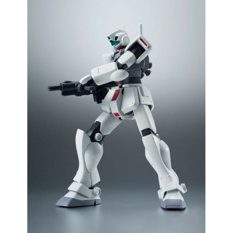 Robot Damashi Side MS - RGM-79D GM Cold Districts Type Version A.N.I.M.E Gundam