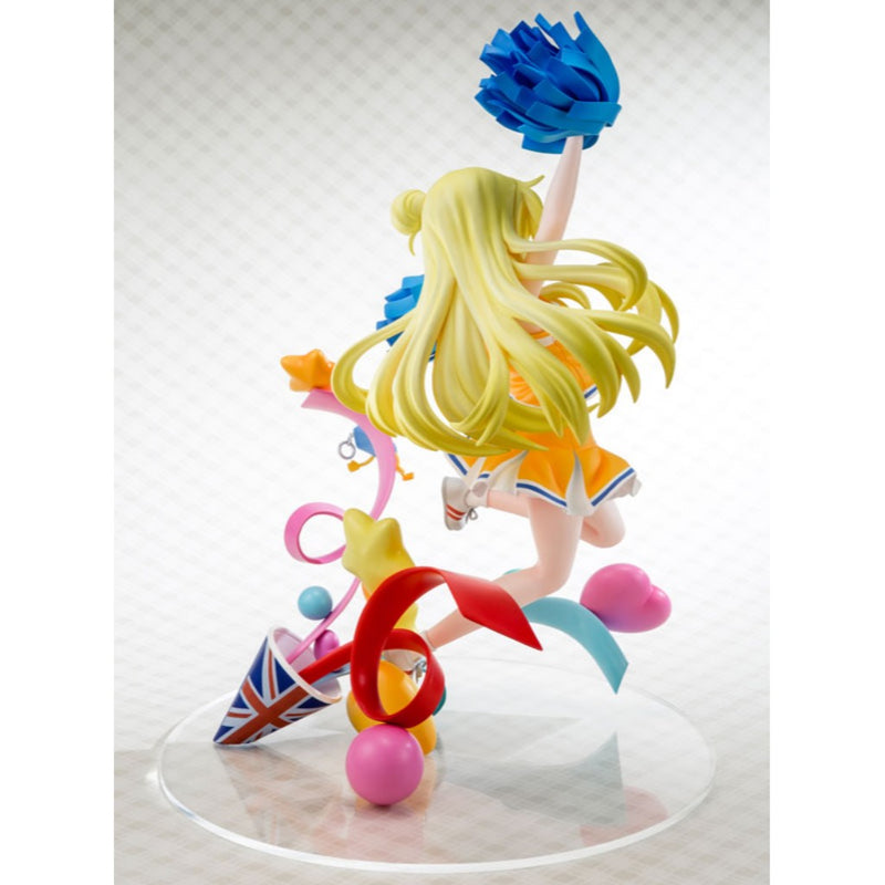 Kiniro Mosaic Pretty Days - 1/7 Kujo Karen Poppun Cheer Girl Ver.