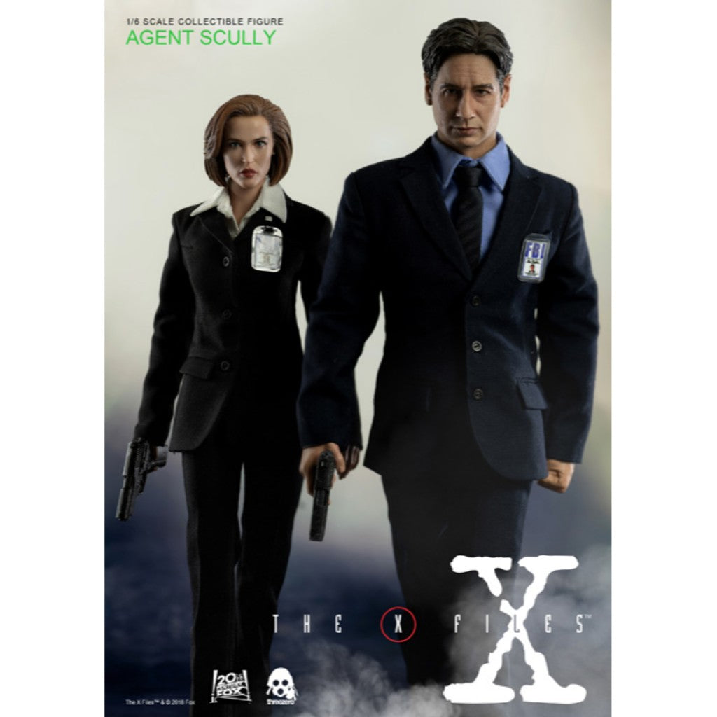1/6 The X Files - Agent Scully (Standard Version)