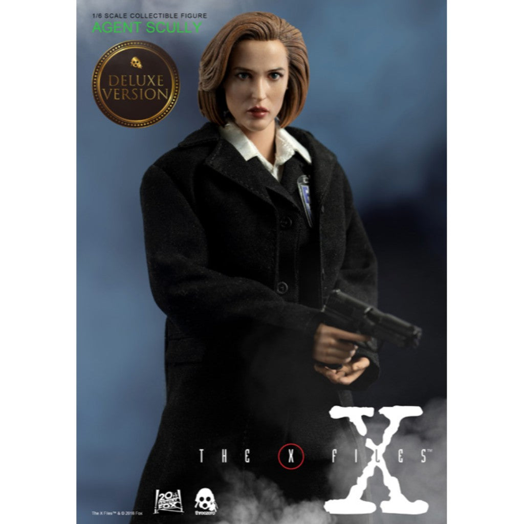 1/6 The X Files - Agent Scully (Deluxe Version)