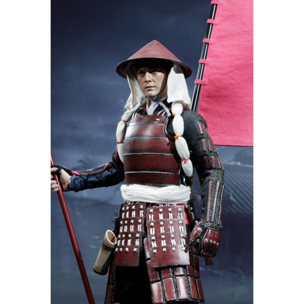 POP-W04-B Armor Team - 1/6 Ashigaru Spear (Deluxe Version)