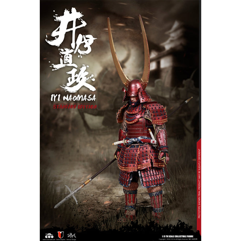 SE028 - Japan's Warring States - Ii Naomasa (Standard Edition)