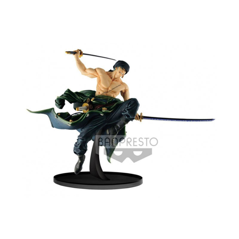 OP BANPRESTO WORLD FIGURE COLOSSEUM VOL 1 - ZORO