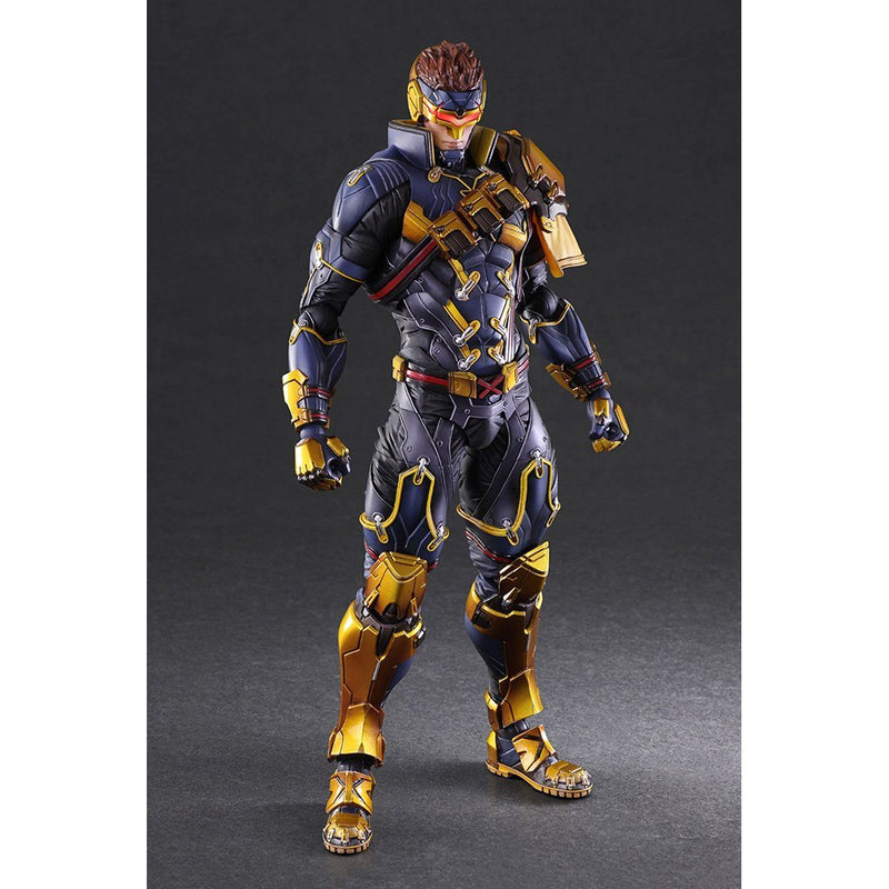 PlayArts Kai Marvel Universe Variant - X-Men - Cyclops